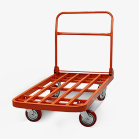 Heavy Duty Metal Trolley