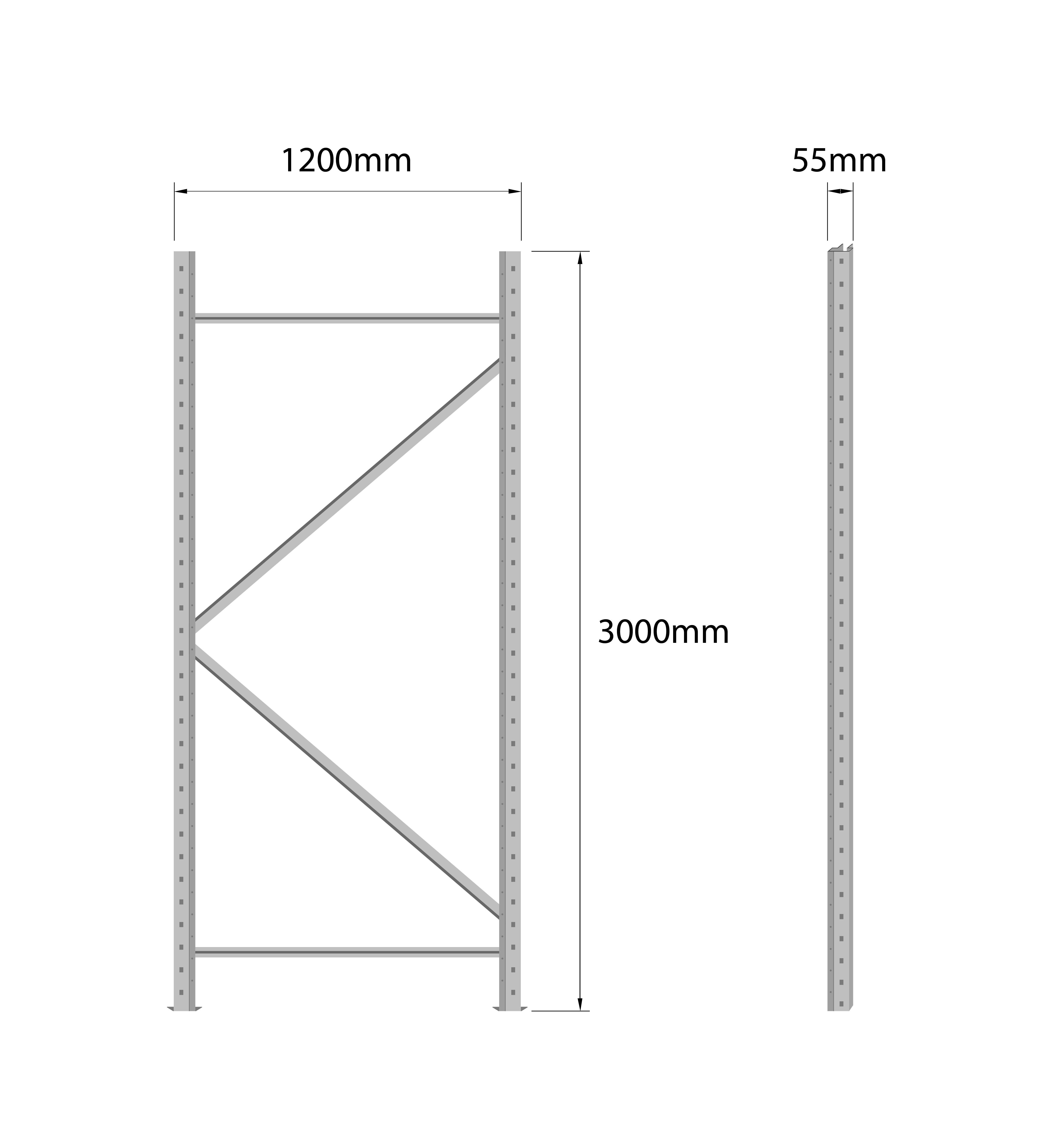 longspan - Uprights 3000mm_3000 x 1200 grey.jpg