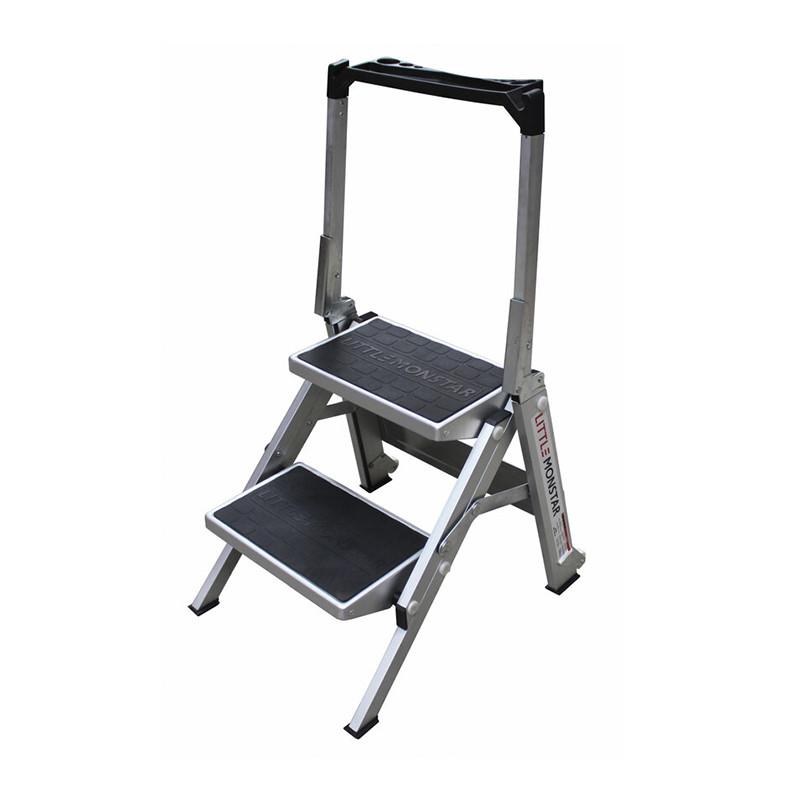 2 Step Compact Step Ladder - 0.48m