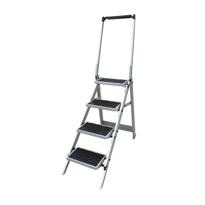 4 Step Compact Step Ladder - 0.91m