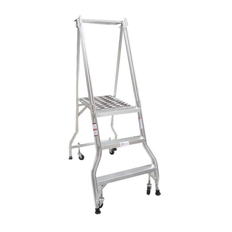 Platform Ladder 3 Step Platform Height 850mm