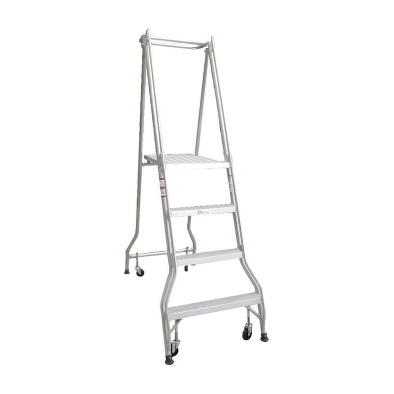 Platform Ladder 4 Step Platform Height 1130mm