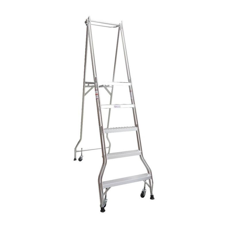 Platform Ladder 5 Step Platform Height 1410mm