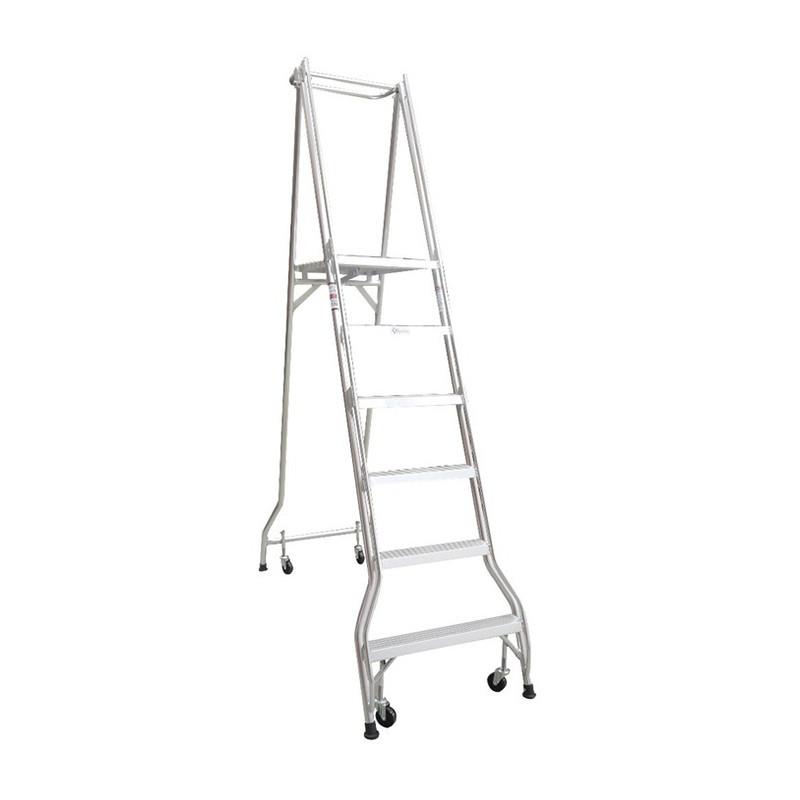 6 Step Platform Ladder - 1.69m