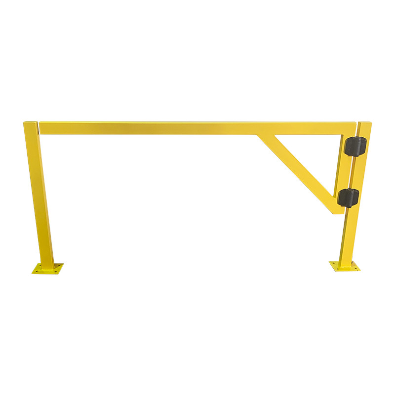 Safety Gate Single 2038mm Wide Entry x 1000mm High Yellow