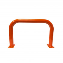 Barrier Protector - 500mm High x 900mm Wide - 76mm Tube Orange