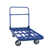Heavy Duty Metal Trolley - 1200 x 650mm Platform Size