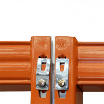 Locking Pin for pallet racking beams