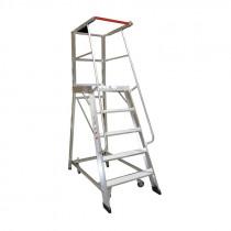 5 Step Order Picker Ladder - 1.39m