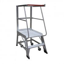2 Step Order Picker Ladder - 0.57m