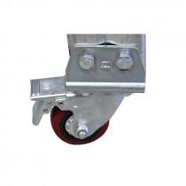 Pallet Racking Wheel (With Brake) 80mm
