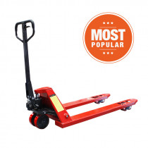 Hand Pallet Jack Truck Lifter Red Standard 2500kg capacity