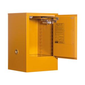 Organic Peroxide Storage Cabinet 30 Liters - 1 Door, 1 Shelf