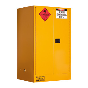 Flammable Storage Cabinet 425 Liters - 2 Door, 3 Shelf