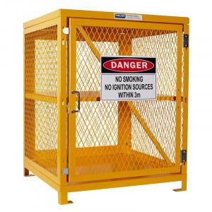 Aerosol Storage Cage - 2 Storage Level Up To 200 Cans