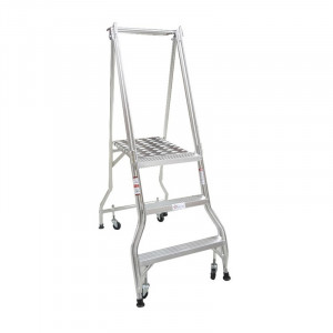 3 Step Platform Ladder - 0.85m
