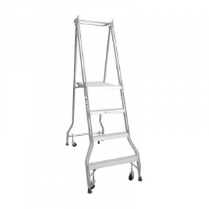 4 Step Platform Ladder - 1.13m