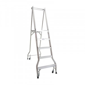 5 Step Platform Ladder - 1.41m