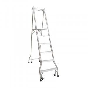 6 Step Platform Ladder - 1.69m