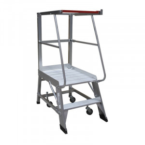 2 Step Order Picker Ladder - 0.57m