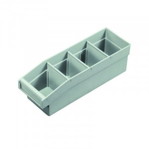 Utility Bin Grey - UBIH335