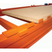 Timber Shelf Support Bars for Deeper 1219 mm Bays