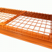 Wire Decking - 1200 x 838 mm