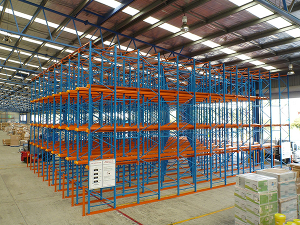 Drive-in Racking System Australia