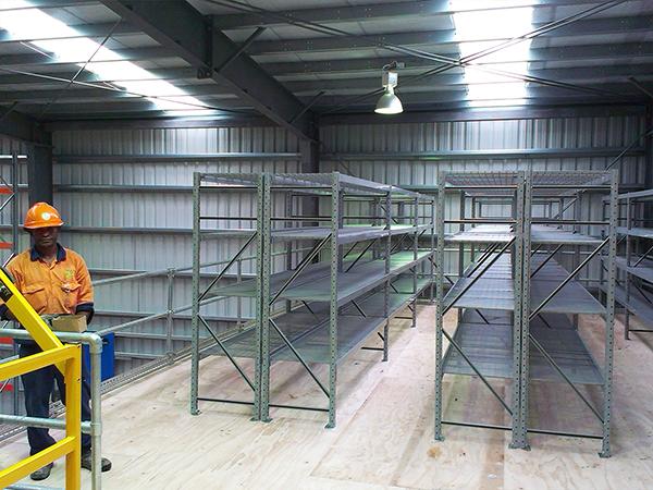 Mezzanine Floor Australia
