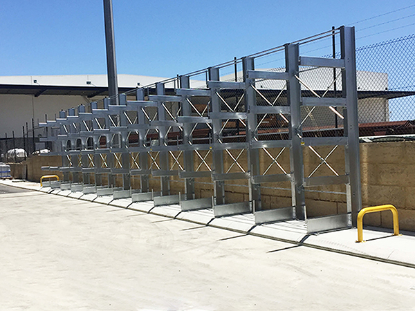 Cantilever Racking Outdoor